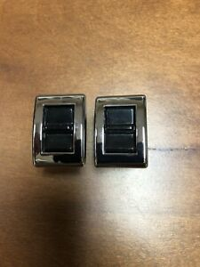 Detomaso Pantera 71 74 Parts Window Switches