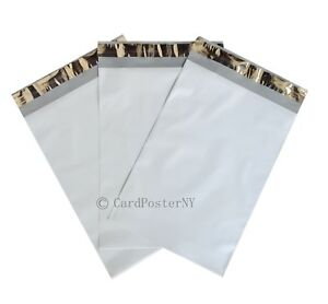 1000 Bags 12x16 Poly Mailers Shipping Self Sealing Plastic Envelopes 12 X 16