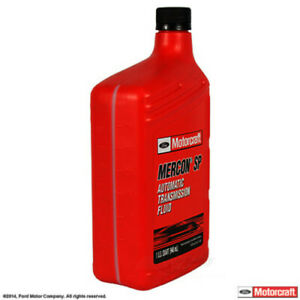 Auto Trans Fluid Mercon Sp Quart Motorcraft Xt 6 Qsp