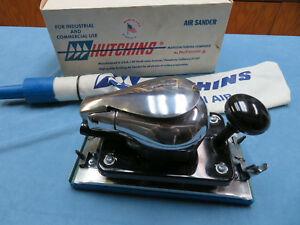 Hutchins 4925 Mark 5 Va df Orbital Sander Marine New