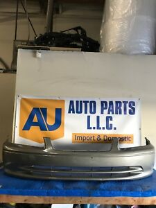 R22 2000 2001 Toyota Camry Front Bumper Cover 00 01 52119 Aa040 Oem