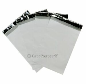 300 7 5x10 5 Poly Mailers Bags Plastic Shipping Envelopes Self Seal 7 5 X 10 5
