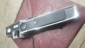 1965 Impala Ss 4 Speed Console With Emblem Clock Carpet Wire Harness Original