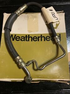 1968 69 Ford Fairlane Mustang Falcon Comet Power Steering Pressure Hose