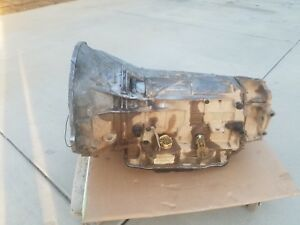 05 06 Jeep Liberty Transmission 4x4 2 8l Diesel And Torque Converter
