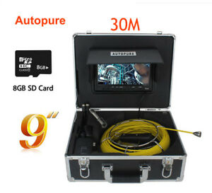 Videoscope Boroscope Or Endoscope Camera Inspection 7mm Camera