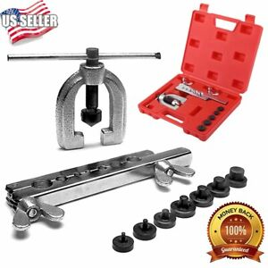 Ct 2032c Double Flaring Brake Line Tool Kit With Adapters Automotive Tools Be
