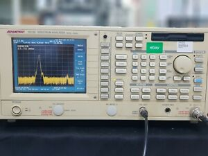 Advantest_r3132 Spectrum Analyzer 8ghz