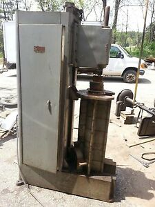 50 Ton Tamco C frame Air hydraulic Press not Dake adjustable Table 0 4 Feet