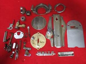 Vintage Misc Parts From A White 1305 Sewing Machine