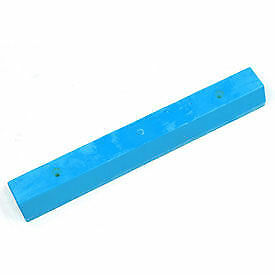 Ironguard Parking Curb Recycled Plastic Blue Concrete Installation 36 l X