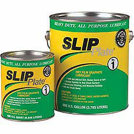 Superior Graphite Slip Plate 174 1 1 Quart Can pack Of 6 Lot Of 1
