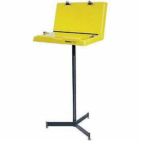 Hubbell Document Stand With Panel And Writing Surface 26 w X 20 d X 61 h