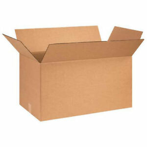 28 x14 x14 Corrugated Boxes 20 Pack Lot Of 20
