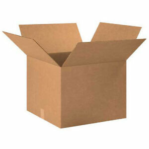 18 x18 x15 Corrugated Boxes 20 Pack Lot Of 20