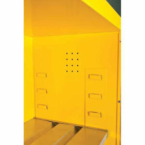 Extra Shelf 5449 For Flammable Safety Standard Cabinet 43 w X 18 d Lot Of 1