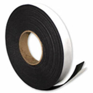 Magna Visual 174 Magnetic Strip With Adhesive 600 w X 1 h Lot Of 1