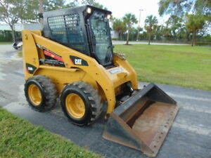 2013 Cat 236b 3 Turbo 2 Speed Air Conditioned Hyd Coupler Self Leveling