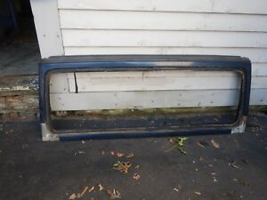 Jeep Wrangler Tj 97 02 Blue Oem Wind Shield Windshield Frame Free Ship