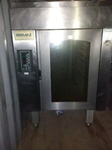 Sveba Dahlen S10 Mini Rotating Rack Oven