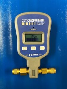 Omega Dvg64 Digital Vacuum Gauge New