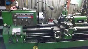 Leblond Regal 16 swing 220 440v 3ph Engine Lathe W 54 between Centers