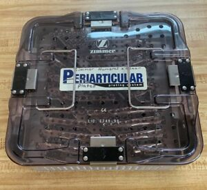 Zimmer 2348 70 Periarticular Plating System Elbow Plates humeroulnar