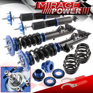 1992 1998 Bmw E36 3 Series Suspension Adjustable Spring Coilover Lowering