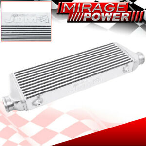 28 X 7 X 2 5 Inlet Jdm Front Mount Heavy Duty Turbo Intercooler Bar And Plate