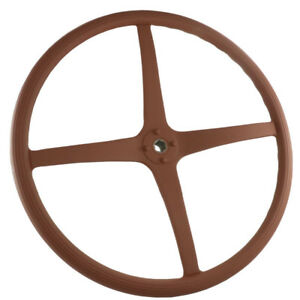 Model A Ford Steering Wheel Splined Hub Red Imported 28 22604 1