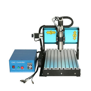 Nzl 110v 1500w 3 Axis Cnc 3040 Router Engraving Milling Machine Parallel Port