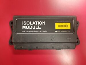 Fisher Minute Mount 4 port Isolation Module Part 26401