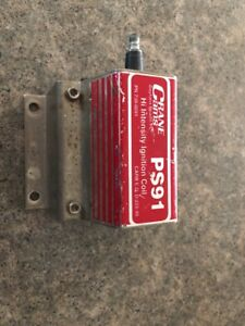 Crane Cams Hi High Intensity Ignition W Coil Hi2000 Ps91 Used Free Shipping