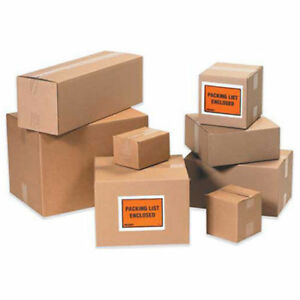 24 x15 x12 Cardboard Corrugated Boxes 200lb Test ect 32 20 Pack Lot Of 20