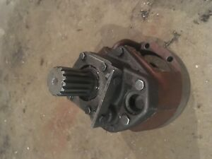 International Farmall Tractor Pto Pump And Shaft 1566 1568 1586 3588 3788 6588 6