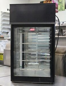 Hatco Rotating Heated Pizza Merchandiser