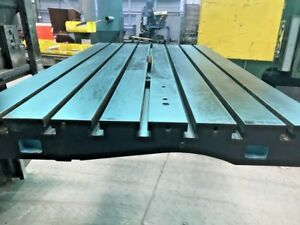 T Slot Table Fixture Plate 40 X 72 0 Buy Today 4 000 00