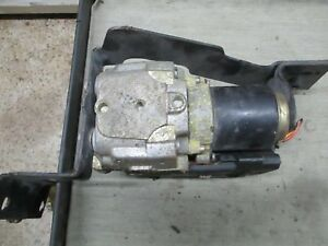 1995 95 Ford Contour Anti lock Brake Part Assembly W o Traction Control Abs