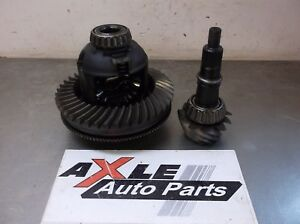 Ford 8 8 31spl G1 Differential Loaded Posi Carrier Mustang 3 73 Gear Ring Pinion