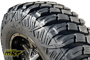 305 65 R17 Tire And Rim Package Deal Sticky Traction