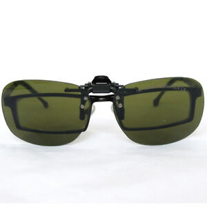 Genuine 1064nm Clip type Laser Goggles Dedicated Myopia Protective Eye Glasses