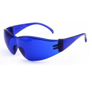 Genuine 635 650nm Red Laser Protective Eye Glasses He ne Laser Infrared Goggles