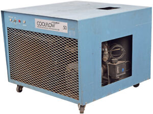 Neslab Coolflow 50 Na181wd Refrigerated Water Recirculating Chiller Unit Parts