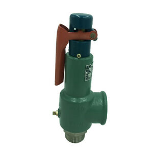 Automatic Air Relief Safety Valve Pressure Relief Valve 0 05 0 5mpa Dn40