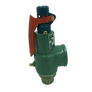 Automatic Air Compressor Pressure Relief Valve 0 05 0 5mpa Safety Valve Dn25