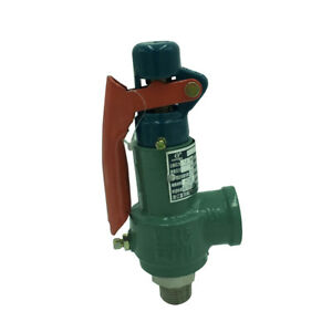 Automatic Air Compressor Pressure Relief Valve 0 05 0 5mpa Safety Valve Dn15