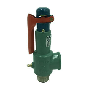 Automatic Air Relief Safety Valve Pressure Relief Valve 0 05 0 5mpa Dn32
