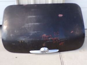 1952 1953 1954 Mercury Used Trunk Lid