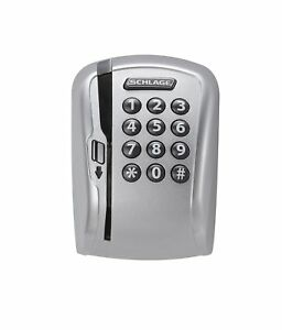 Msk 626 Schlage Keypad Reader New In Box Access Control Satin Chrome