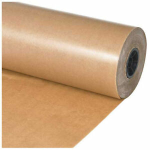 30 Lb Waxed Paper Roll 12 x1500 Lot Of 1